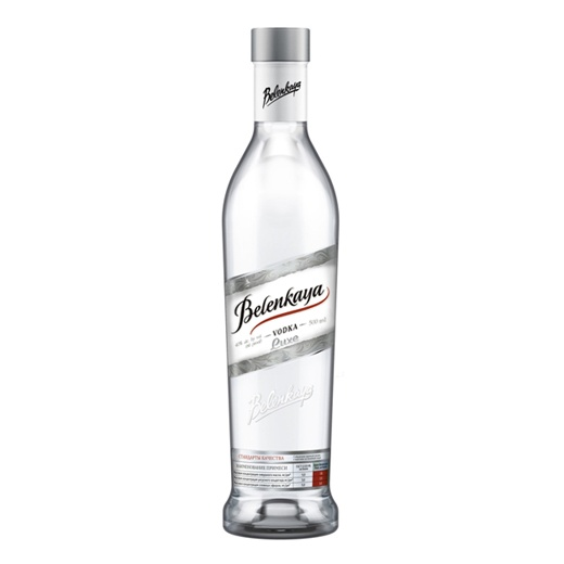 Belenkaya Gold Vodka 70cl