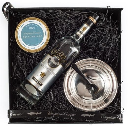 Caspian Caviar Big Beluga Gift Box