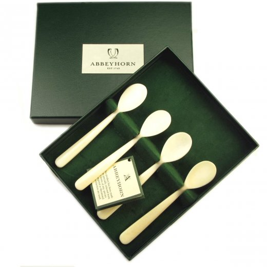 Caspian Caviar Bone Caviar Spoon Set