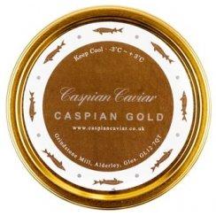 Caspian Gold Caviar 125g