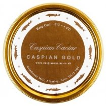 Caspian Gold Caviar 50g