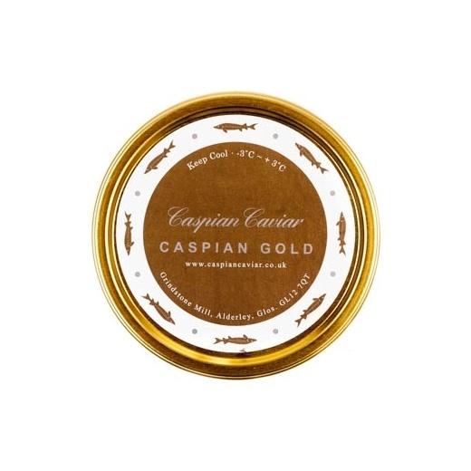 Caspian Caviar Caspian Gold Caviar