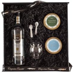 Caspian Caviar Duo Gift Set