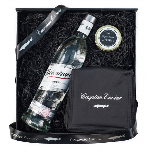 Caspian Caviar House Selection Gift Set