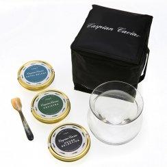 Caspian Caviar House Trilogy 250g