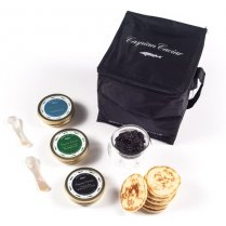 Caspian Caviar House Trilogy 50g