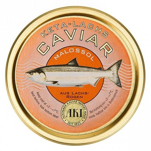 Caspian Caviar Keta 125g