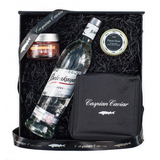 Caspian Caviar Keta & Caviar Gift Set