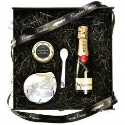 Mini Moet Gift Set