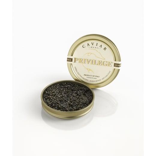 Caspian Caviar Privilege Caviar 50g