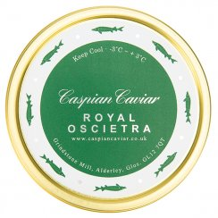 Royal Oscietra Caviar 125g