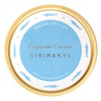 Sibirskye Caviar 125g
