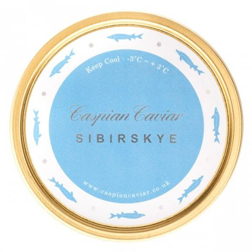 Caspian Caviar Sibirskye Caviar 250g