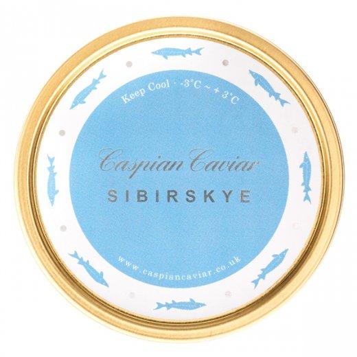 Caspian Caviar Sibirskye Caviar 50g