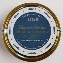 Special Reserve Beluga (Huso Huso) Caviar 125g