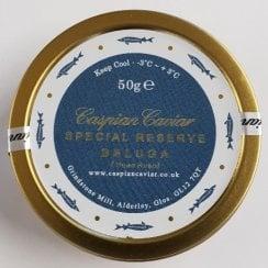 Special Reserve Beluga (Huso Huso) Caviar 50g