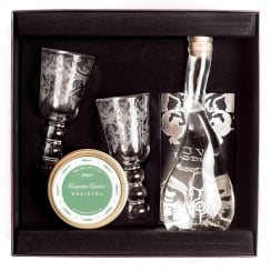 Vodka and Oscietra Caviar Gift Box 30g or 50g