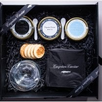 White Caviar Trilogy 250g (Boxed)