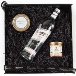 White Caviar & Vodka Gift Set