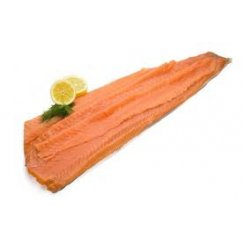 Smoked Salmon Side