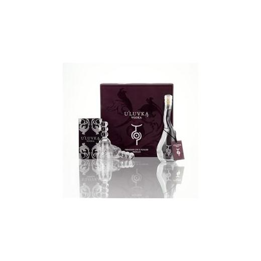 U'Lovka Vodka Mini Gift Box 10cl